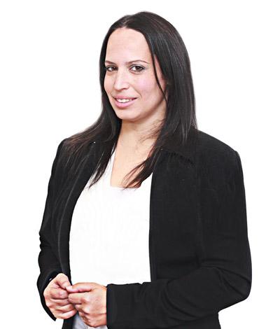 רו״ח הילה גרבלסקי, מנהלת כספים